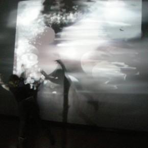 Installation vidéo-audio de Katherine Liberovskaya
