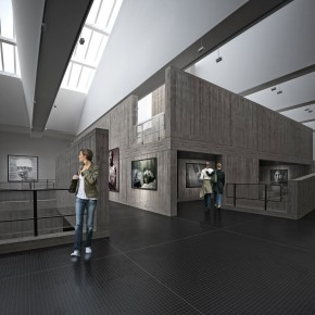 rénovation du musée