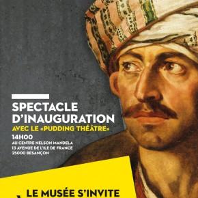 """Inauguration """"Le musée s'invite à Planoise"""""""