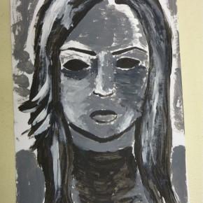 """Atelier """"Autoportrait peint"""" (8/10 ans)"""