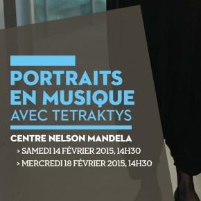 """""""Portraits en musique"""" par L'Ensemble Tetraktys"""