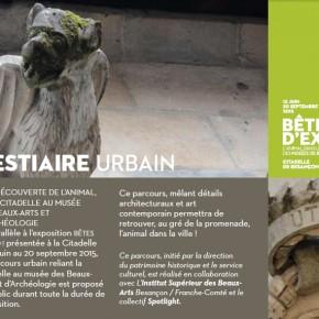 Bêtes d'Expo ! / Bestiaire urbain / déambulations...