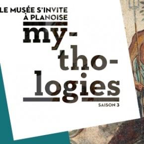 """Le musée s'invite à Planoise, saison 3 """"Mythologies"""" - Du 17 octobre 2015 au 20 août 2016"""