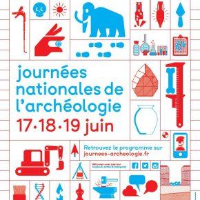 Les Journées nationales de l'archéologie - Les 17, 18 et 19 juin
