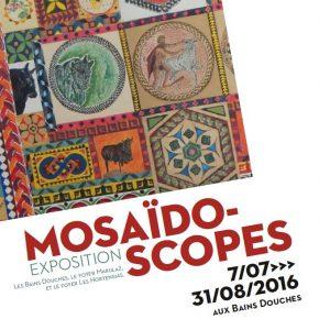 """Exposition """"Mosaïdoscopes"""" - Les Bains Douches"""