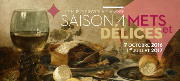 """""""Mets et délices"""" - Saison 4 du musée s'invite à Planoise"""