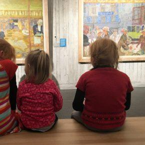 Les dimanches au musée en famille