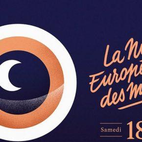 La Nuit européenne des musées / Le samedi 18 mai 2019 de 19h à minuit
