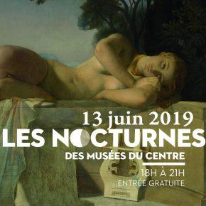 Nocturne aux musées / 13 juin 2019 de 18h à 21h