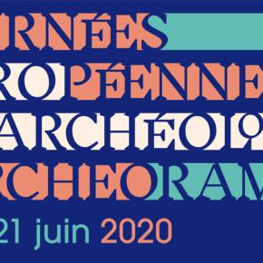 Les journées européennes de l'archéologie virtuelles