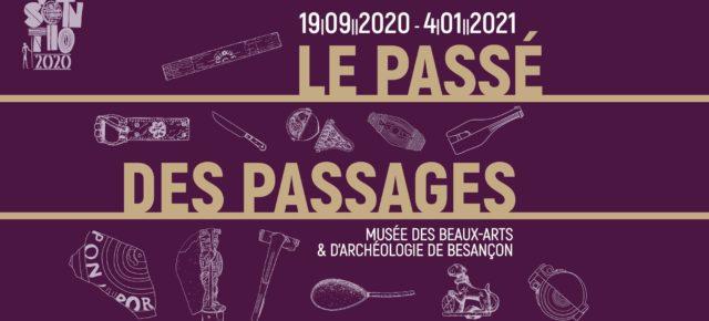 """Exposition """"Le Passé des passages. 2000 ans d'histoire d'un quartier commerçant"""""""