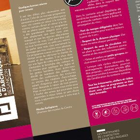Programme semestriel du MBAA – Octobre 2020 à janvier 2021