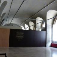 le musée vide...