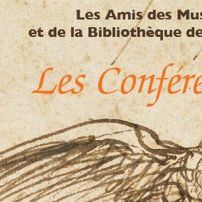 Conférence des Amis des Musées et de la Bibliothèque de Besançon