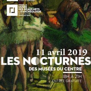 Nocturne aux musées - 11 avril de 18h à 21h / Gratuit