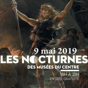 Nocturne aux musées - Le 9 mai de 18h à 21h