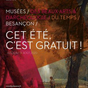 Gratuité des musées du Centre jusqu'au 31 août 2020