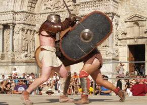Weekend romain, les 3 et 4 octobre de 11h à 18h
